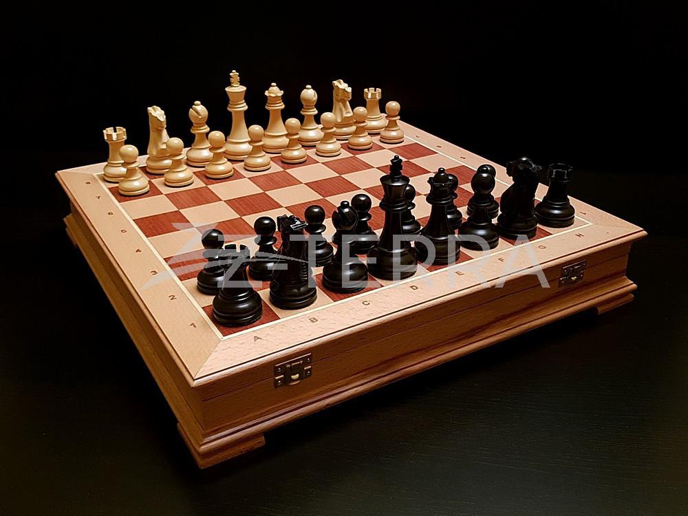 """Шахматы """"Стаунтон Престиж""""..."""