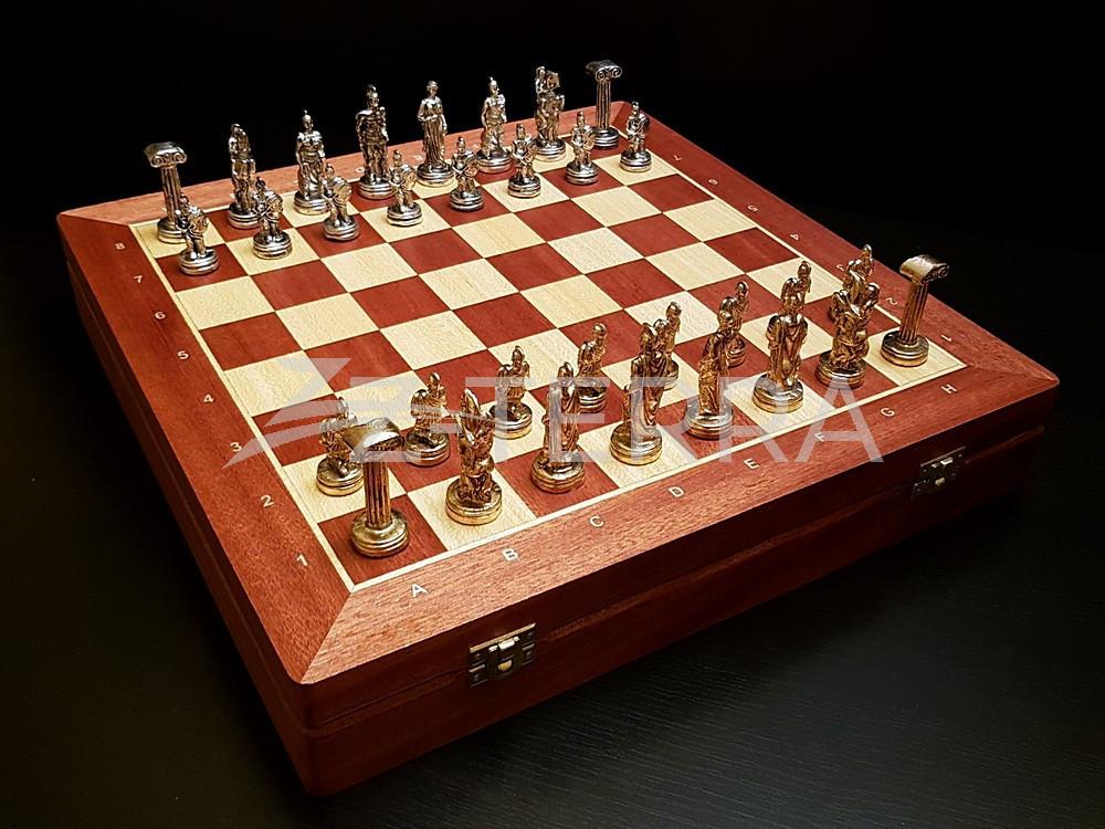 "Шахматы ""Центурион"" махагон"