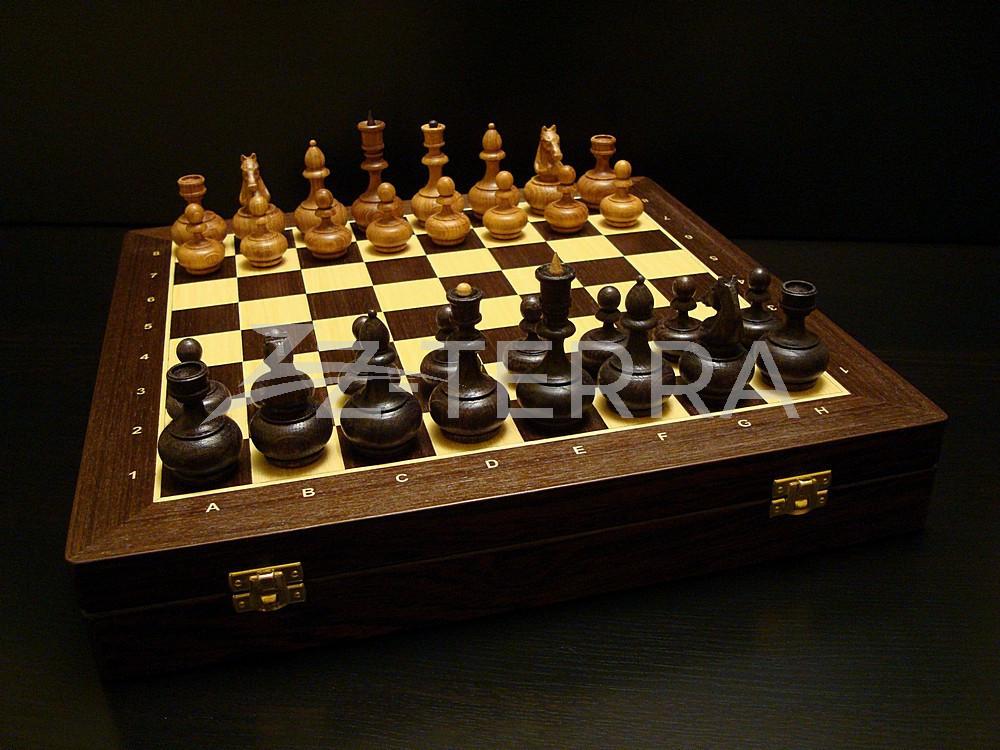 """Шахматы """"Триумф"""" венге"""