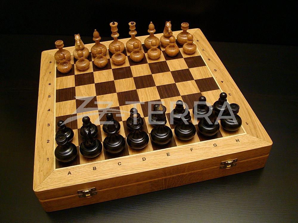 "Шахматы ""Триумф"" дуб (45х45..."