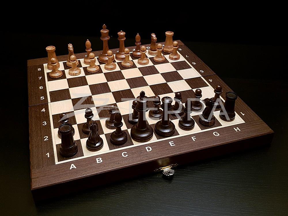 """Шахматы """"Стаунтон"""" венге..."""