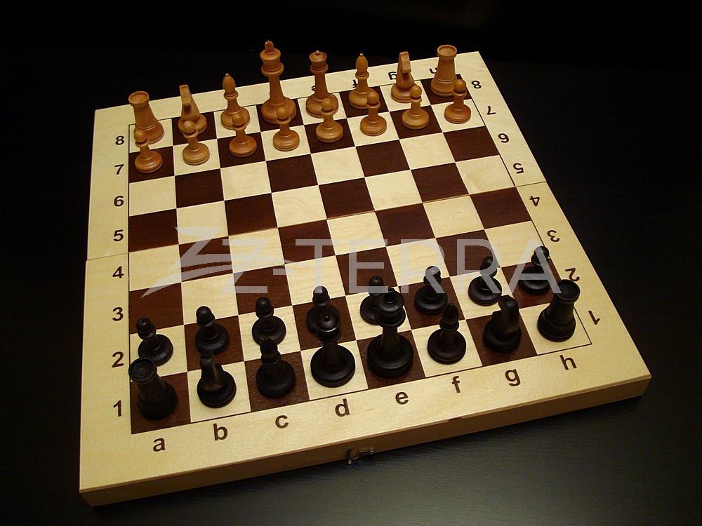"""Шахматы """"Стратег"""""""