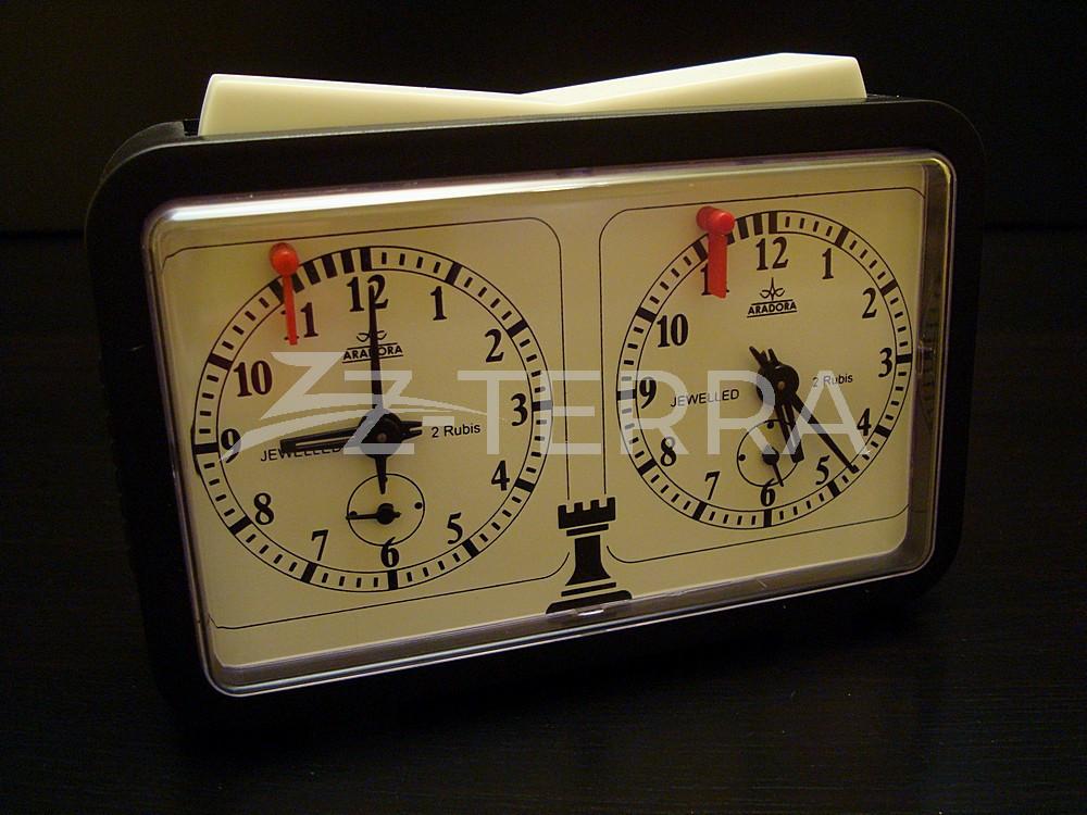 """Шахматные часы """"Арадора""""..."""