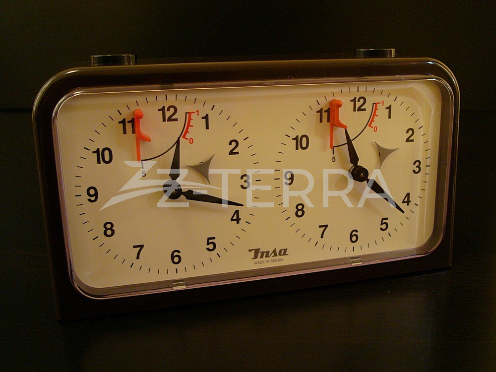 """Шахматные часы """"INSA""""..."""
