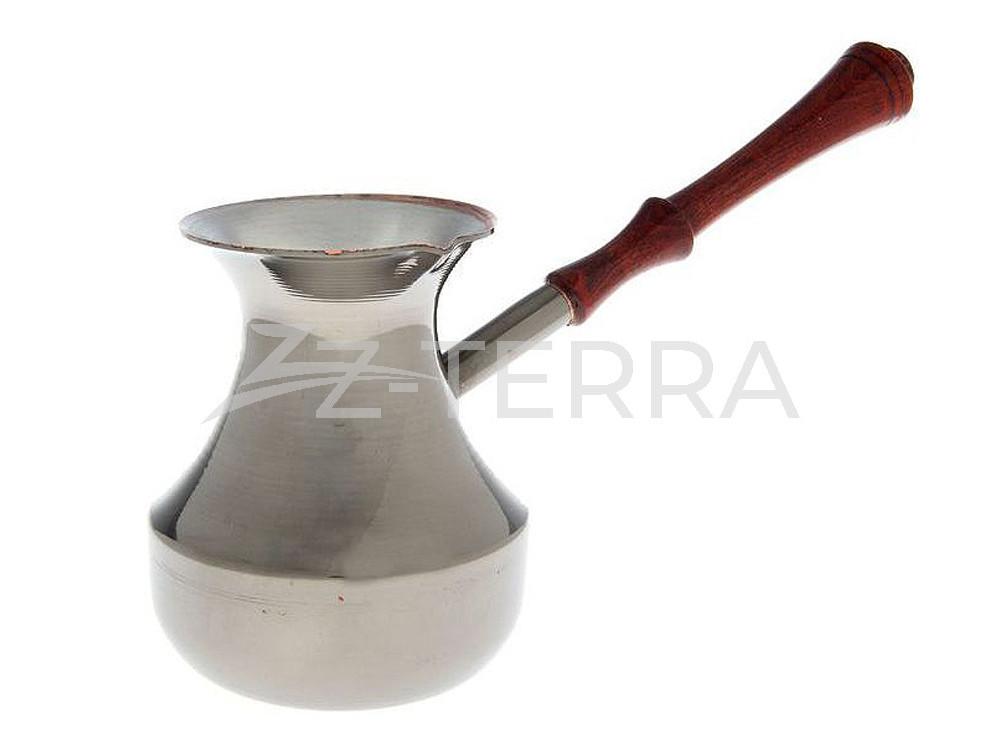 Медная турка для кофе...