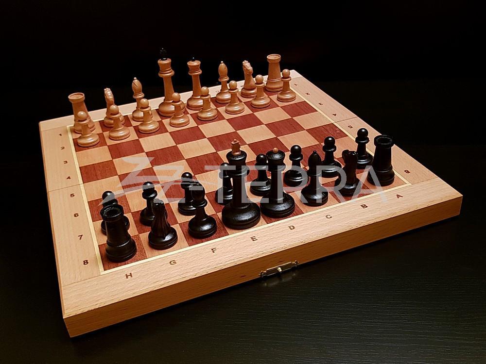 """Шахматы """"Стаунтон"""" бук..."""