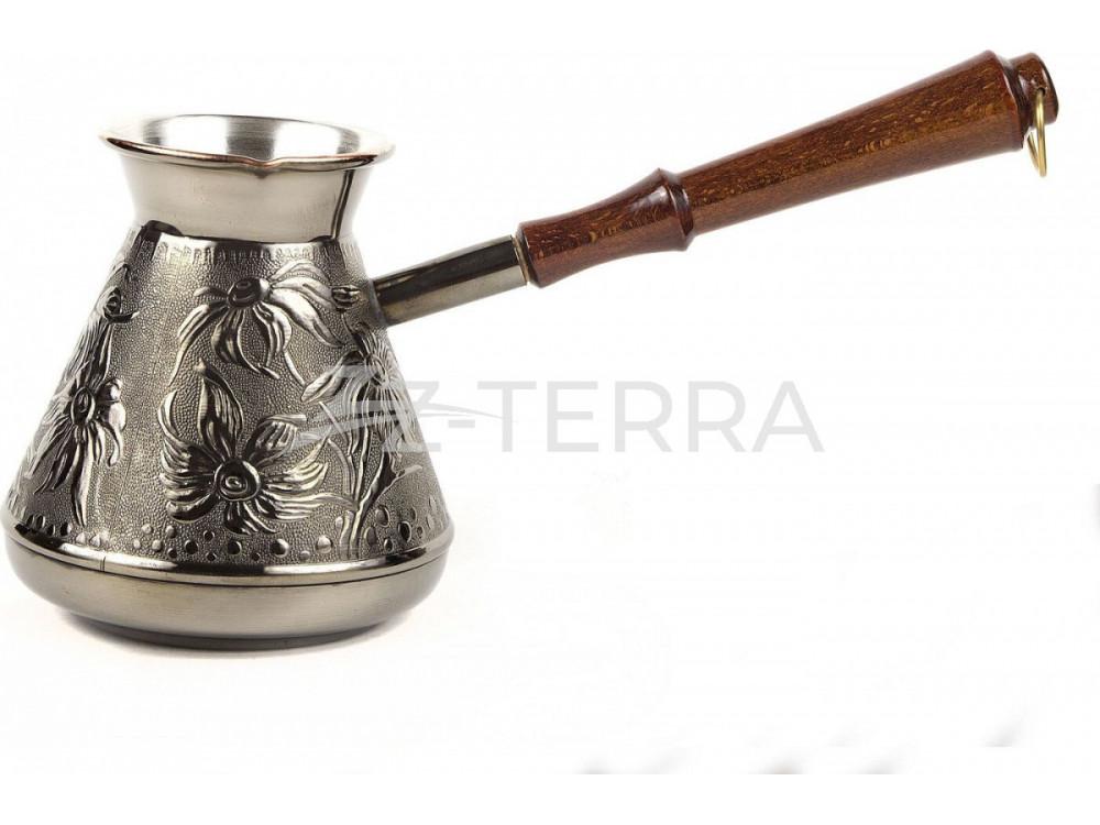 Турка для кофе медная...