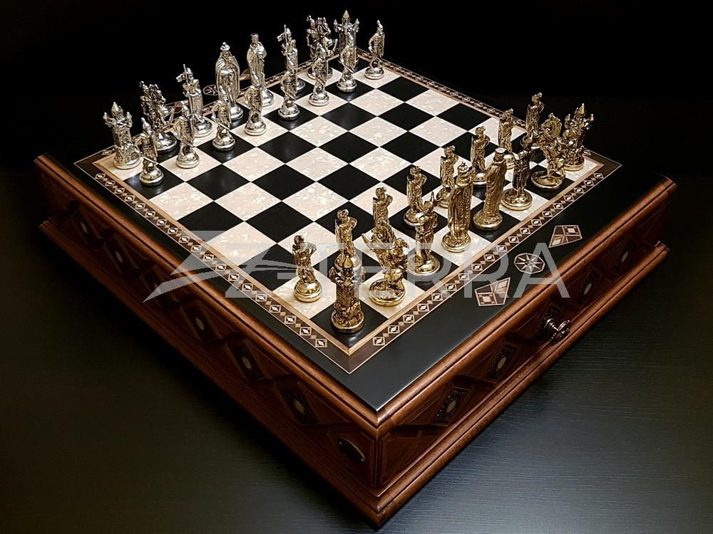 Шахматы подарочные...