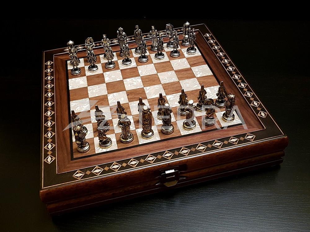 """Шахматы """"Османская империя"""""""