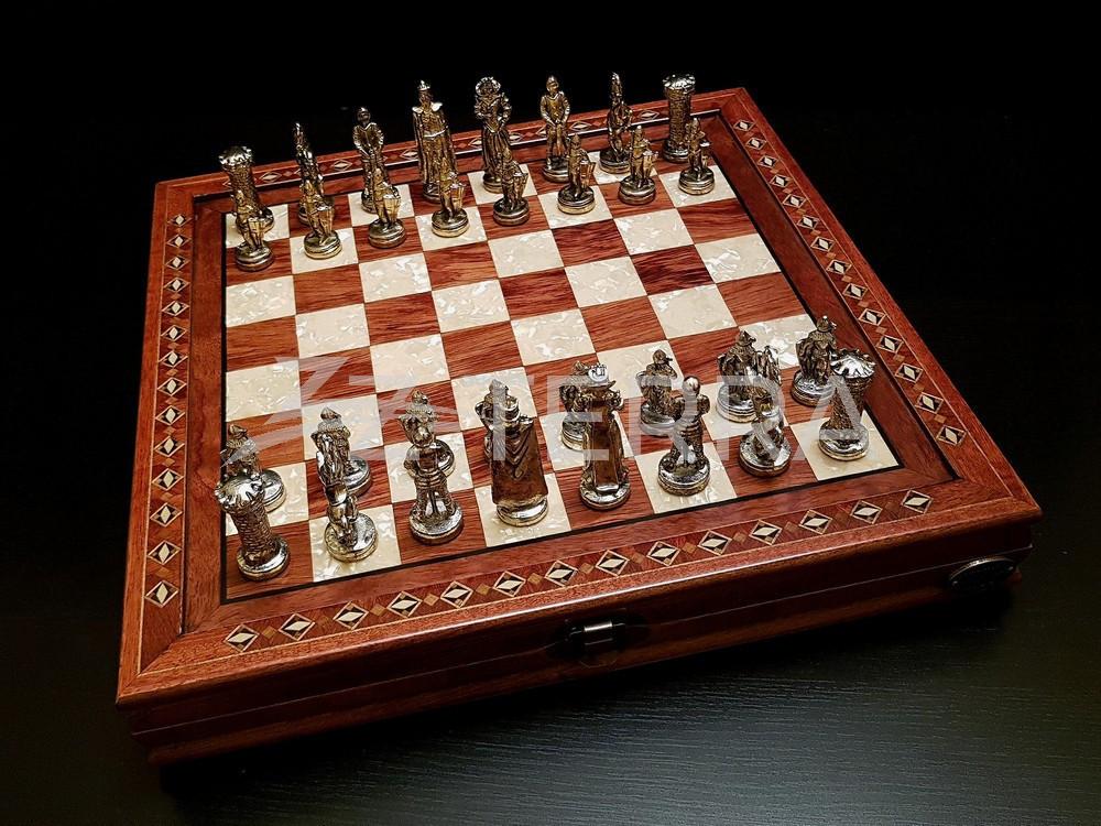 """Шахматы """"Эпоха империй""""..."""