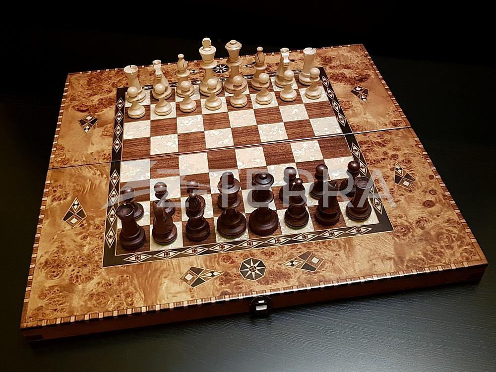 """Шахматы - нарды """"Гранд 60..."""