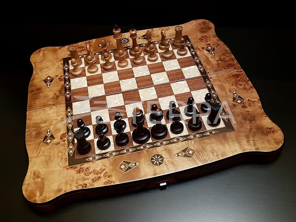 """Шахматы - нарды """"Вавилон""""..."""