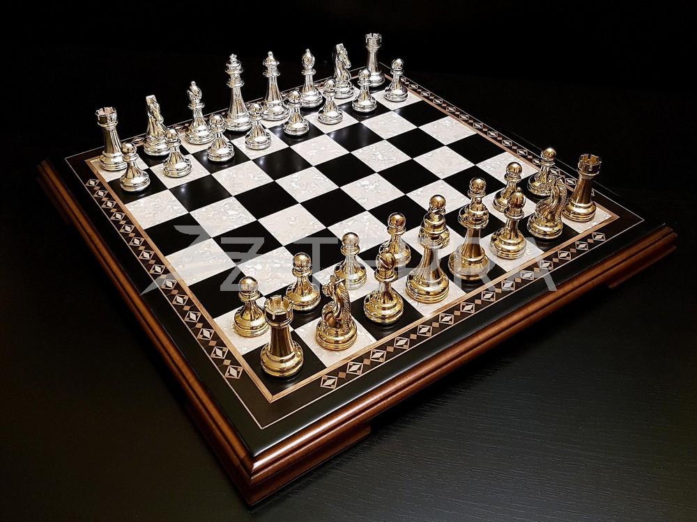 """Шахматы """"Поединок"""" венге..."""
