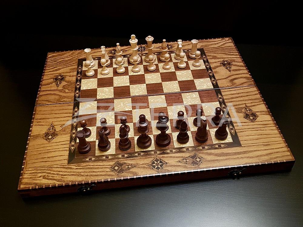 """Шахматы - нарды """"Гранд""""..."""
