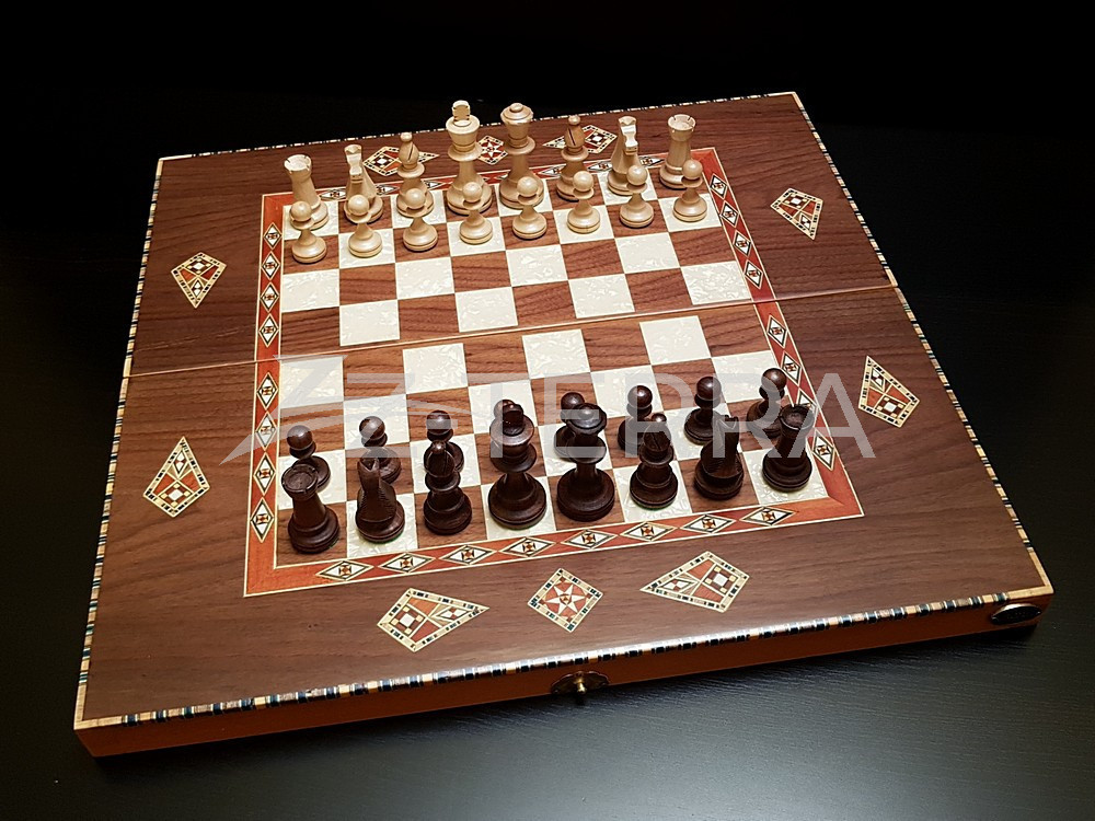 "Шахматы - нарды ""Константа..."