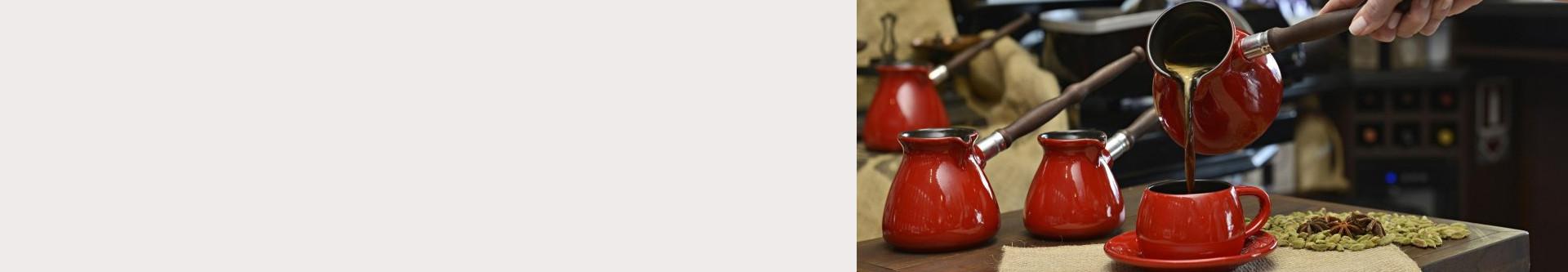 Турки керамические Ceraflame