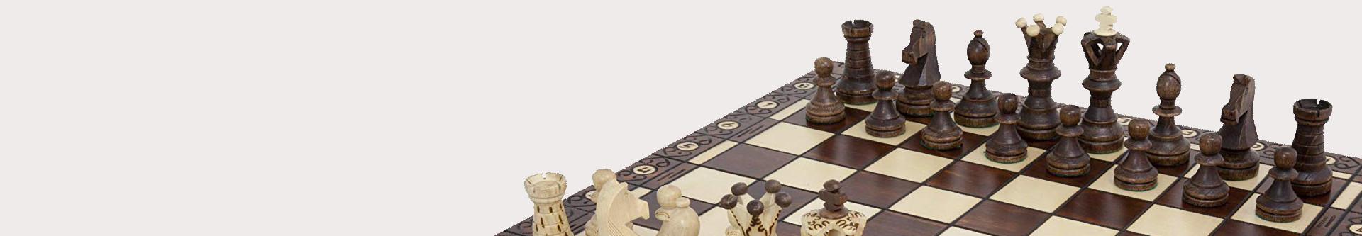 Польские шахматы - купить в интернет-магазине настольных игр ручной работы ❤